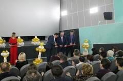 В кубанской станице Брюховецкой модернизировали кинотеатр «Октябрь»
