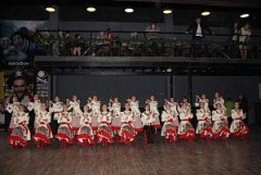 Кубанский ансамбль ложкарей завоевал международную премию ArtOpenWorld