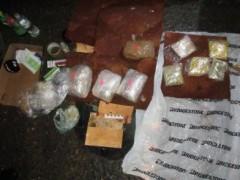 В Адыгее задержали мужчину с 5,5 кг «экстази»