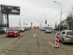 В Краснодаре началcя ремонт деформационных швов на Тургеневском мосту