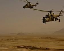 В Минобороны назвали причину крушения вертолета Ми-24 в Сирии