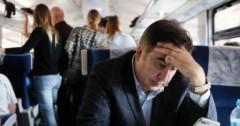 Саакашвили заочно приговорили к трем годам тюрьмы