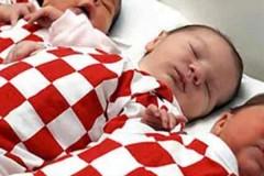 В Новый год на Дону родился 131 ребёнок