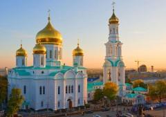 Православные Дона соберутся в ростовском кафедральном соборе Рождества Пресвятой Богородицы