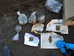 На Ставрополье у мужчины изъято 8,5 кг наркотиков