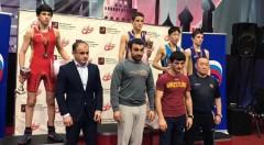 Кубанские спортсмены выступили на турнире в Москве