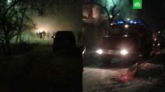 В Омске в пятиэтажке прогремел взрыв