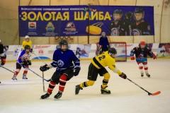В Ейске и Кущёвской пройдут краевые соревнования по хоккею «Золотая шайба»