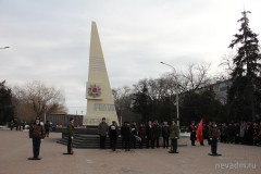 В Невинномысске отметят 75-ю годовщину освобождения города от немецко-фашистских захватчиков