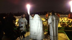 Во Владикавказе во время празднования Крещения Господня будет ограничено движение автотранспорта