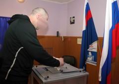 В донском ГУФСИН готовятся к проведению выборов президента РФ