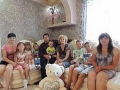 На Кубани 140 ребят из детских домов приняли в замещающие семьи