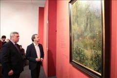 Утерянная картина Поленова вернулась домой в Таганрог