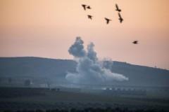 Самолеты ВВС Турции поразили 45 целей в сирийском Африне