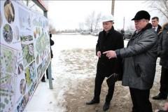 В Старочеркасской на 10 га разбили новый парк