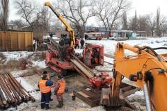 Монтаж нового водовода в Белой Калитве завершат в феврале