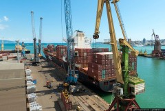 На реконструкцию морского порта в Туапсе потратят 3,6 млрд рублей