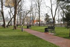 В парках Краснодара появятся видеокамеры