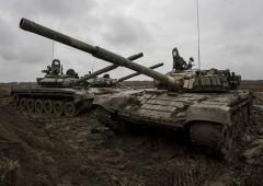 На полигоне в Адыгее танкисты провели боевые стрельбы из Т-72Б3