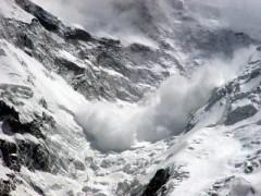 В горах Краснодарского края сохраняется лавиноопасность