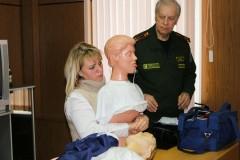 На Ставрополье сотрудники Росгвардии провели учебно-методические занятия совместно с Центром медицины катастроф
