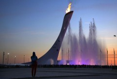 Россия вернула себе первое место в неофициальном медальном зачете домашней Олимпиады в Сочи