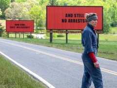 «Три билборда...», четыре «Золотых глобуса» и миллионы оваций