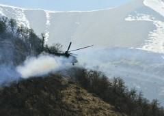 На Кубани на вертолетах отработана тактика ведения воздушных засад для условного противника