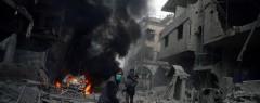 100 бойцов проправительственных сил Сирии погибли от авиаудара США
