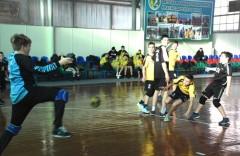 В Краснодаре стартовал Всероссийский турнир по гандболу