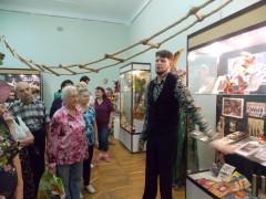 В Ростове-на-Дону открылась выставка творчества Виталия Закруткина