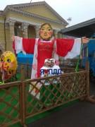 На Ставрополье празднование Масленицы объединилось с акцией «Пристегнись, Россия!»