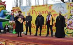 Более 36 тысяч жителей Невинномысска проводили Масленицу в парке культуры и отдыха «Шерстяник»
