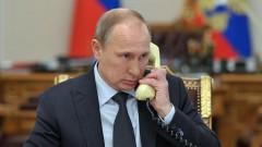 Путин и Эрдоган договорились по телефону о контактах на различных уровнях