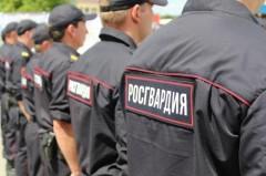 На Кубани сотрудники Росгвардии задержали четверых подозреваемых в кражах из магазинов