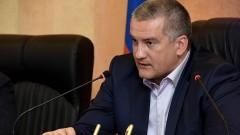 Аксенов о санкциях: Мне до лампочки