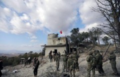 Турецкие военные нейтрализовали в Африне 2059 человек