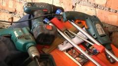 В Ростове-на-Дону задержан подозреваемый в краже электроинструментов