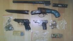 У жителя Пятигорска изъято оружие и боеприпасы