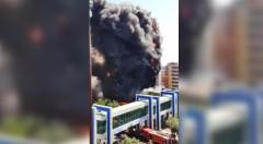 Жертвами пожара в Баку стали около 30 человек