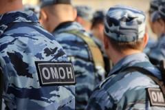 Краснодарские ОМОНовцы задержали подозреваемого в мошенничестве