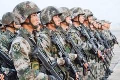Китай увеличит военный бюджет до $175 миллиардов