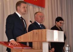 Игорь Чагаев вступил в должность главы Лабинского района