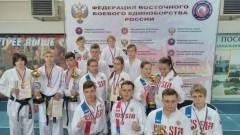 Кубанские каратисты успешно выступили на всероссийских соревнованиях по восточному боевому единоборству