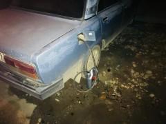 В Белореченске сотрудники Росгвардии задержали троих подозреваемых в хищении бензина