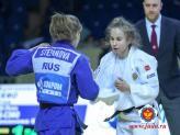 Кристина Булгакова из Ставрополья взяла «бронзу» на первенстве России по дзюдо в Смоленске