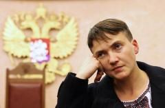 В Раде не верят, что Савченко находится в Страсбурге