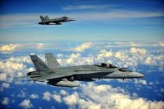 ПРОИСШЕСТВИЯ В США оба пилота погибли при крушении истребителя