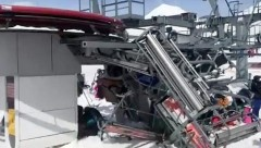 В Гудаури при аварии на подъемнике пострадали 11 человек