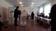 На выборах в Черкесске нарушена тайна голосования